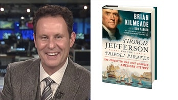 Kilmeade: On President's Day, let's remember what Thomas Jefferson knew about extremists