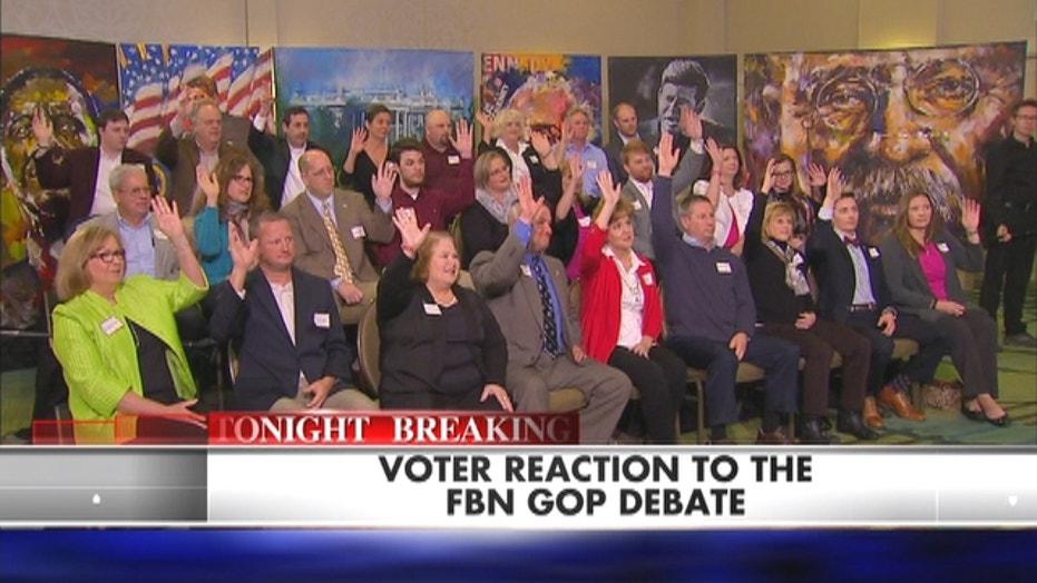 Debate focus group unanimously picks Cruz winner