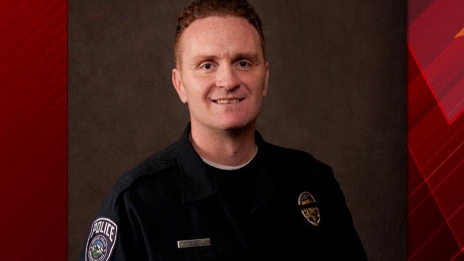Utah police officer killed in shooting