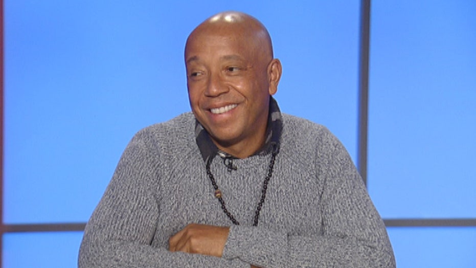 Russell Simmons on being a 'Happy Vegan'
