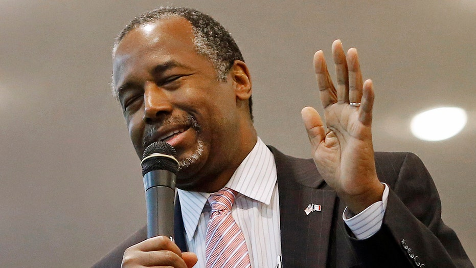 Is Ben Carson's campaign in trouble?