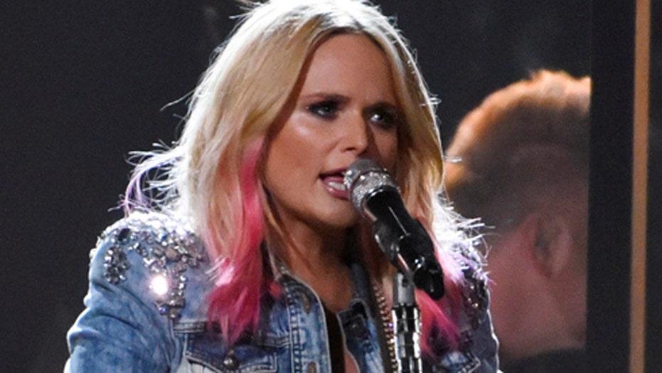Raw video: Miranda Lambert sings never-recorded song 'Scars'