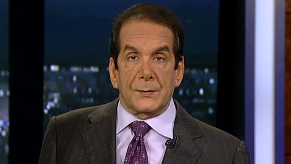 """Krauthammer: Trump candidacy has """"become normalized"""""""