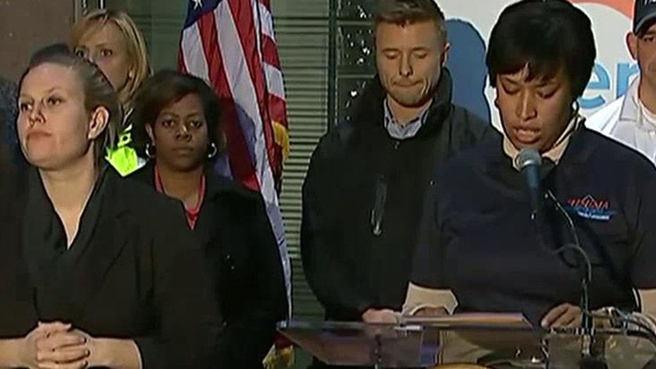 Washington DC mayor: More work to do to clear major arteries