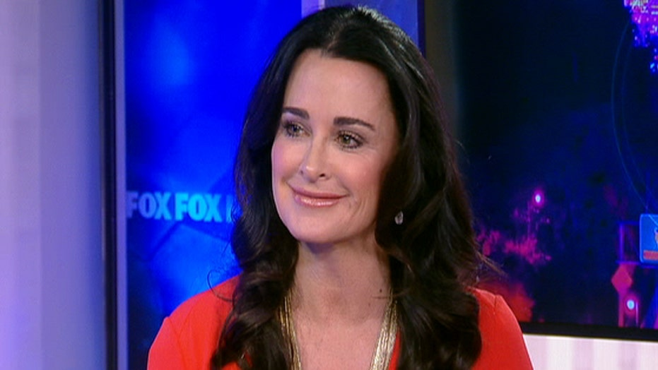 Kyle Richards: Faye Resnick not happy about O.J. miniseries
