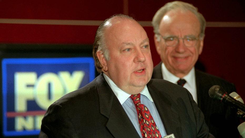 Flashback: Murdoch, Ailes announce plan for Fox News Channel