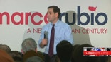 Rubio thinks he has struck the perfect balance between anger and optimism needed to win over the outraged and inspire potential conservatives to turn out and vote.