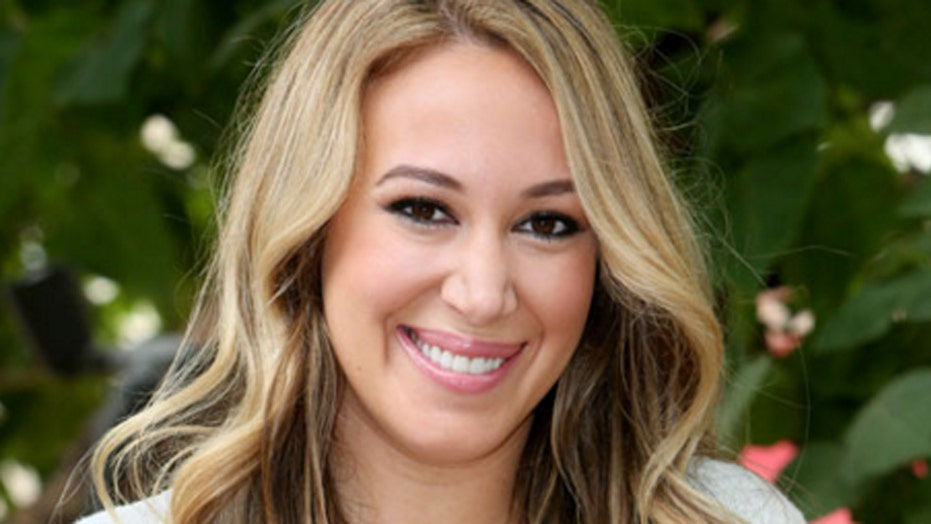 Haylie Duff: No deal with the devil to look good
