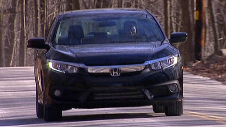 2016 Honda Civic Test Drive