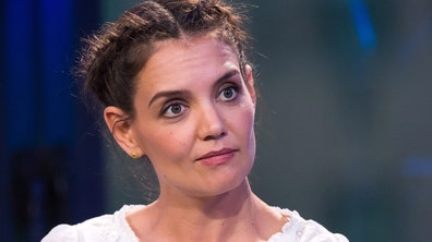 FaceFace: Katie Holmes discusses playing a bipolar poet in the new film 'Touched With Fire'