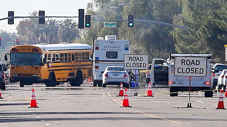Glendale police statement on 'tragic incident' at school