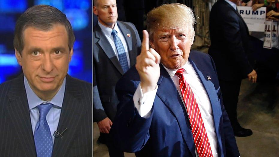 Kurtz: WTF? Trump vows to stop cursing