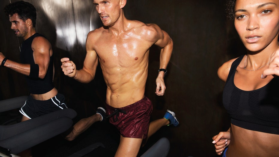 New workout takes the boredom out of treadmill routines