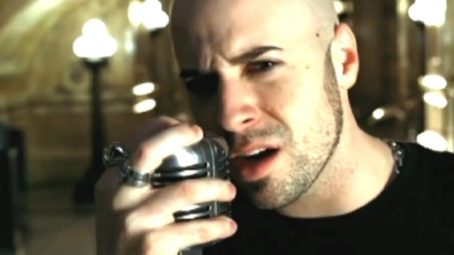 Chris Daughtry talks greatest hits, mentoring 'Idols'