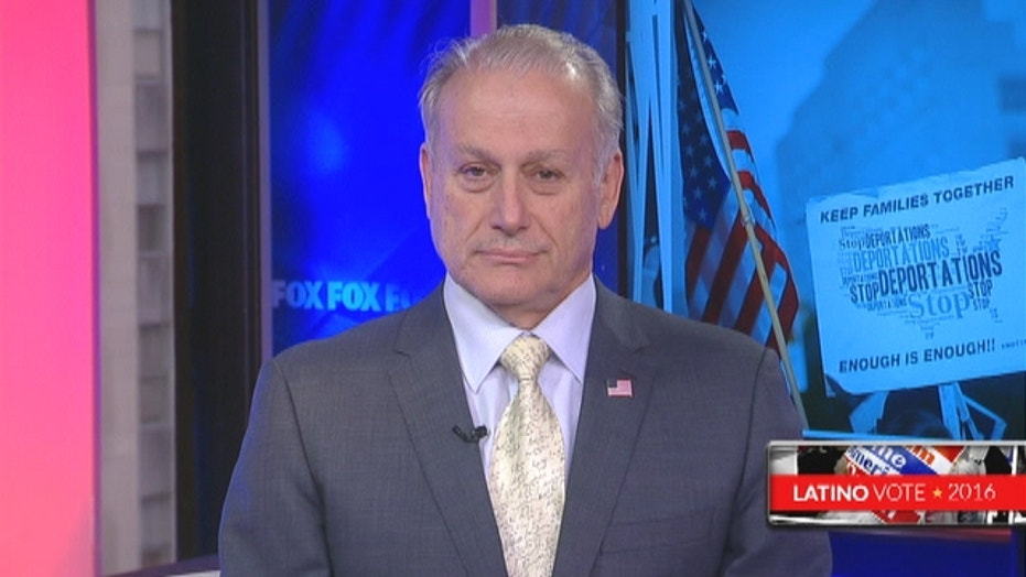 Longshot Presidential Candidate Rocky De La Fuente Won T Say Donald Trump S Name Fox News