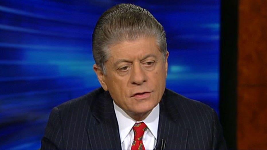 Napolitano on Pope Francis vs. Donald Trump