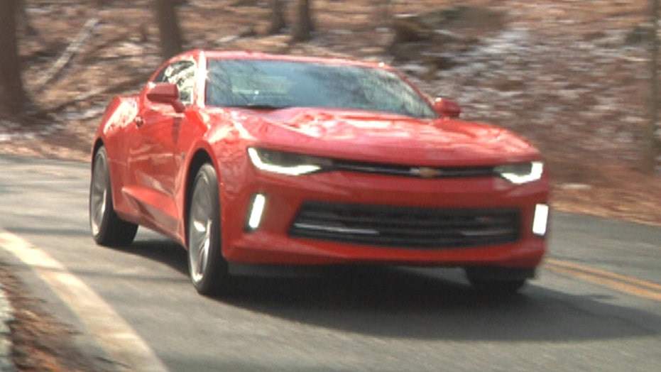 New Camaro more than meets the eye?