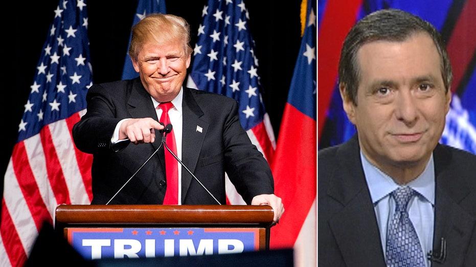 Kurtz: The Right vs. The Donald