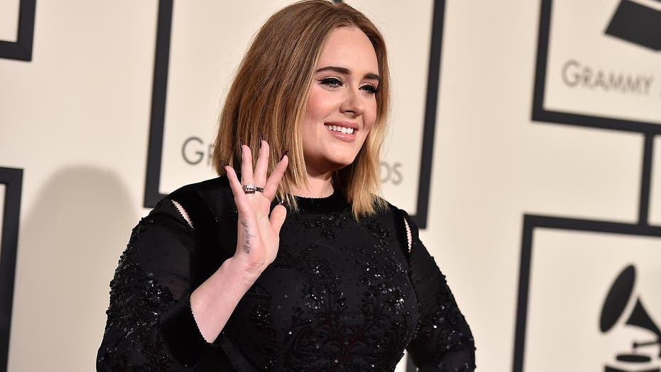 Hollywood Nation: Adele is back on top