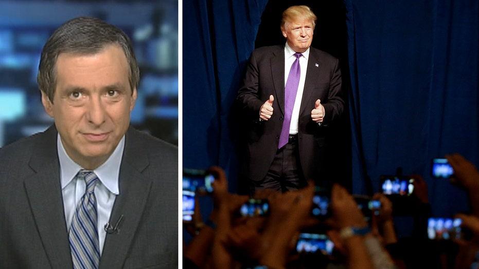 Kurtz: Media view Trump as unstoppable