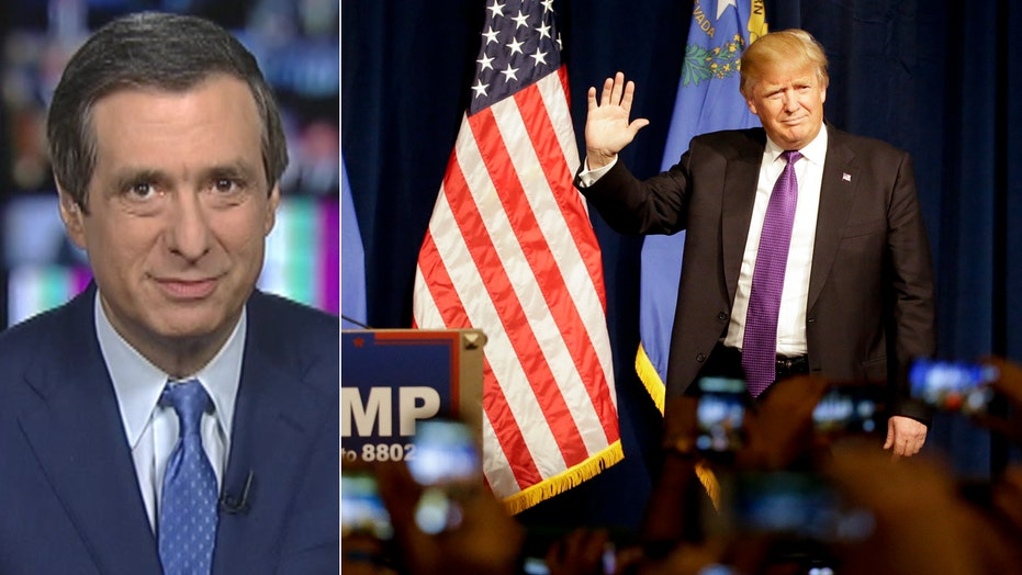 Kurtz: The Donald needs a running mate