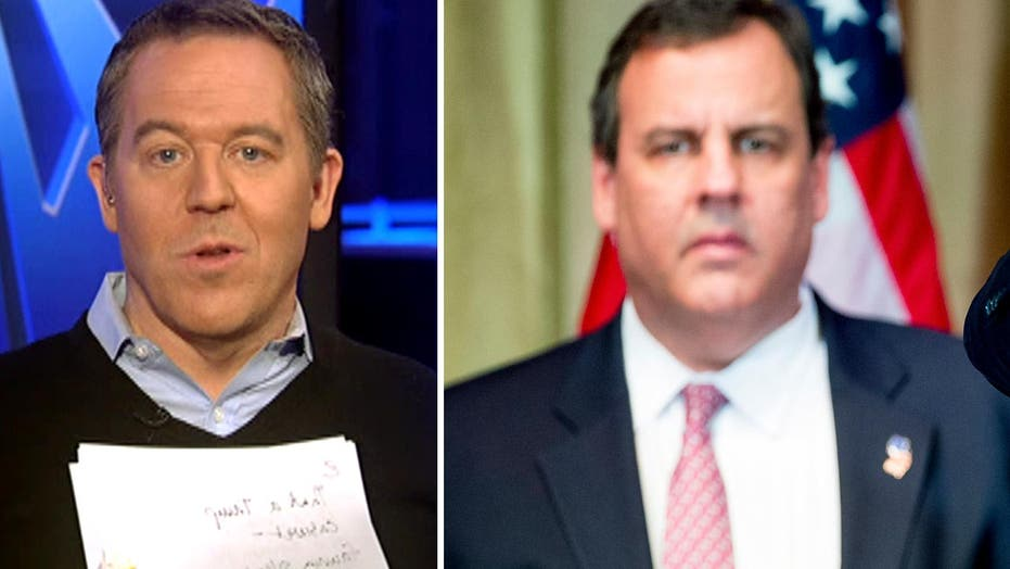 Gutfeld: Chris Christie's Super Tuesday stare