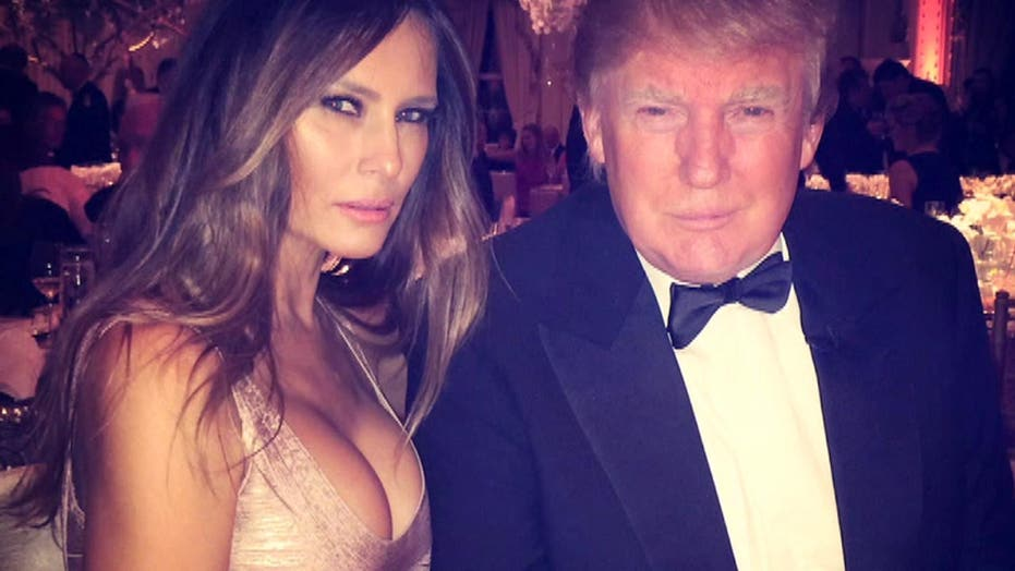 How Melania Trump met 'The Donald'