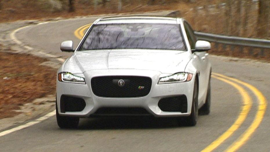 Jaguar's new economy car?