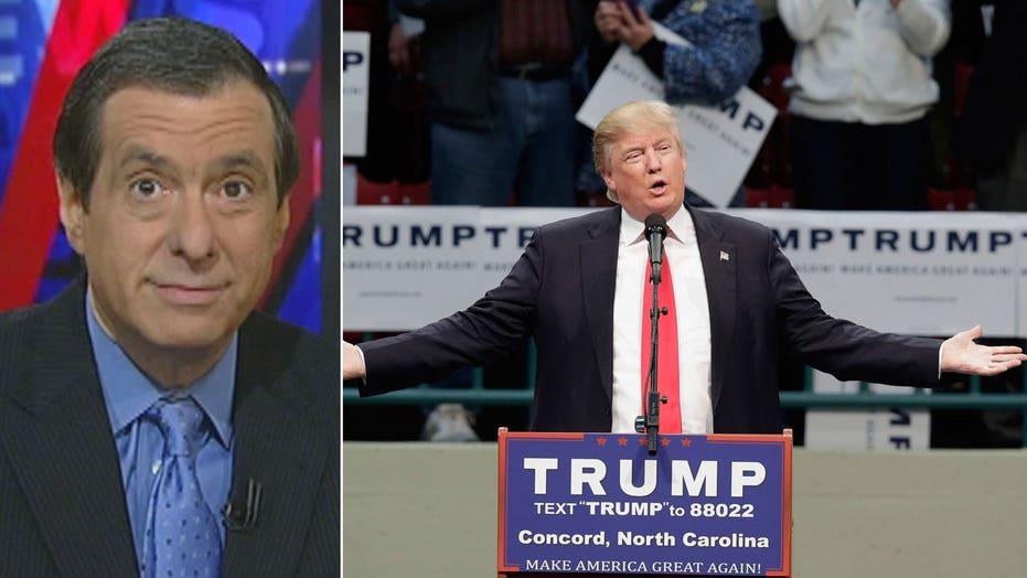 Kurtz: Why media went thermonuclear against Trump