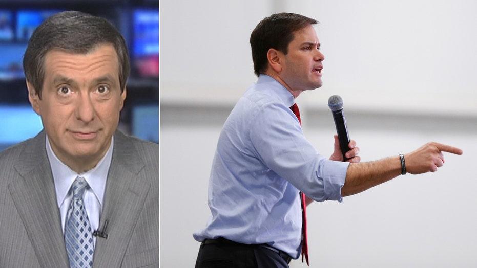 Kurtz: Rubio campaign rips CNN