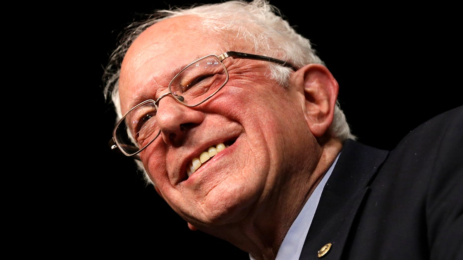 Sanders upsets Clinton in Mich., but tough races on the way