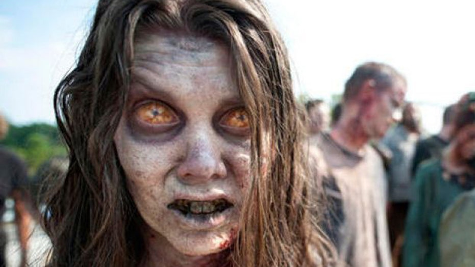 Universal Studios brings 'The Walking Dead' to life