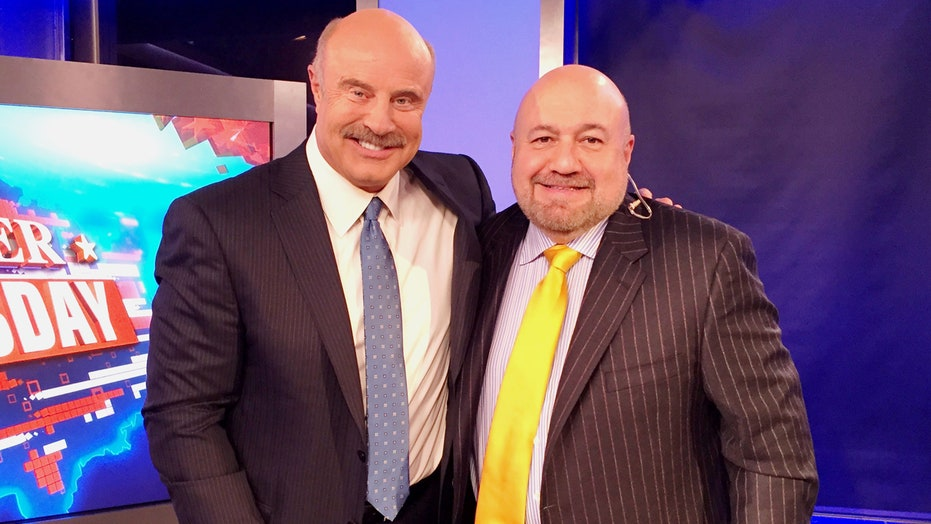 Dr  Phil's medical condition: 'People need to get over the