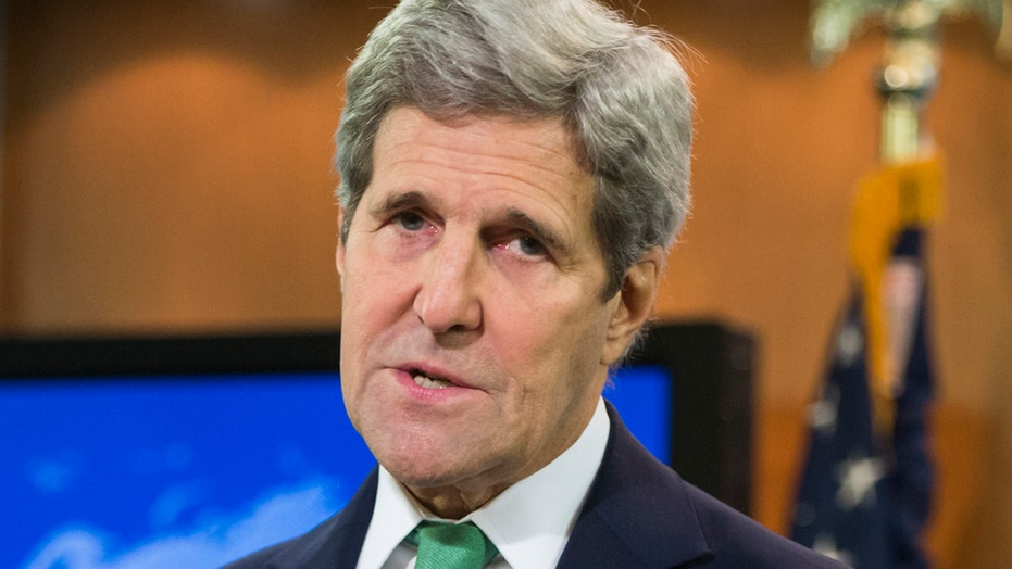 Kerry declares ISIS committing genocide; what took so long?