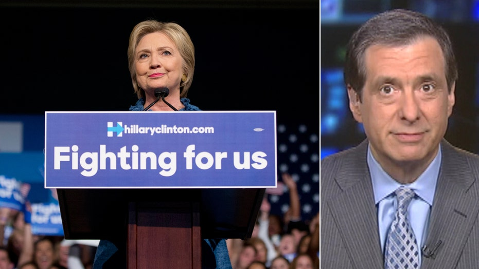 Kurtz: Hillary -- Why all the doubts?