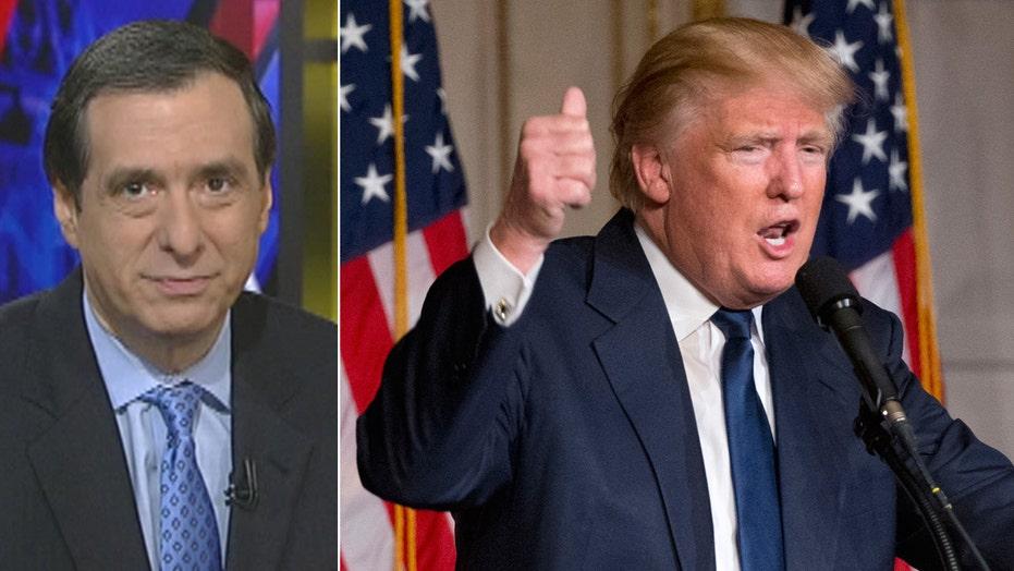 Kurtz: Media miffed by tiny Trump staff