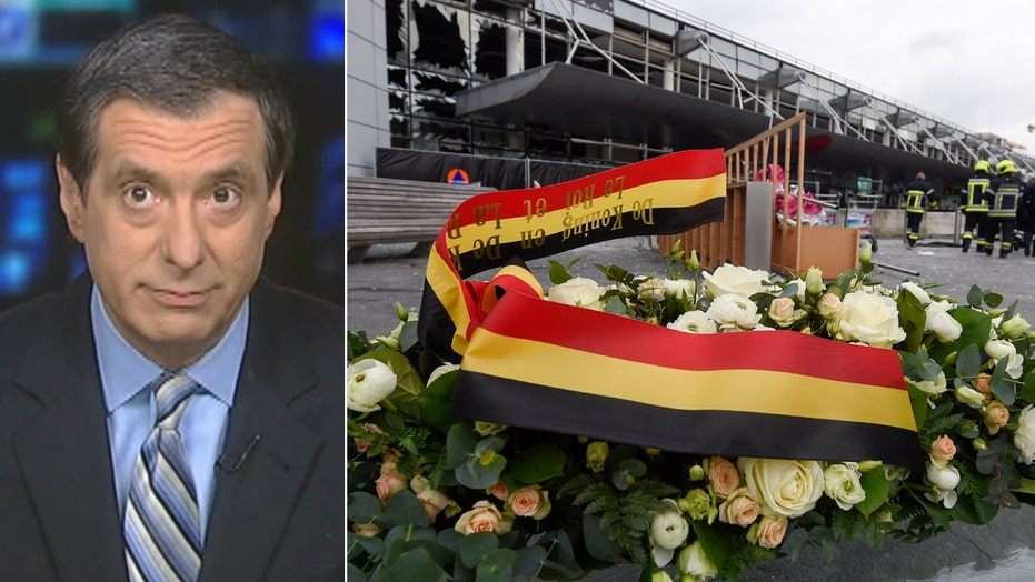 Kurtz: Tough talk on terror