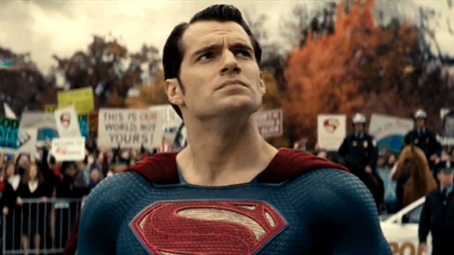 Henry Cavill's not worried about being typecast