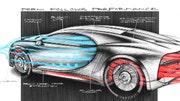 Bugatti Design Director Achim Anscheidt reveals what it takes to make a car look like . million bucks.