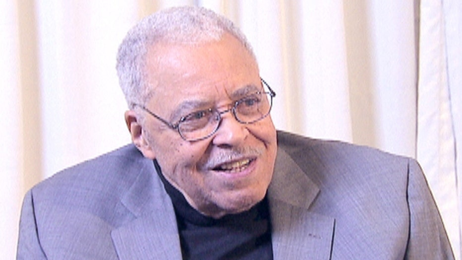 There's no stopping James Earl Jones
