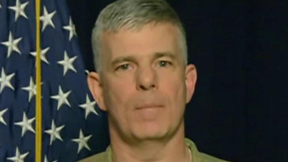 Military spokesman: ISIS leader will 'taste justice'