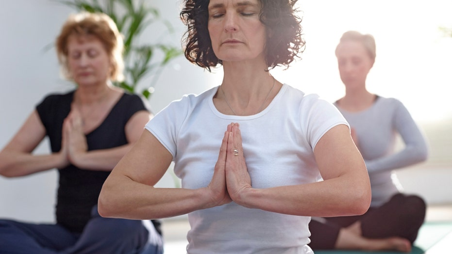 Change your DNA with yoga