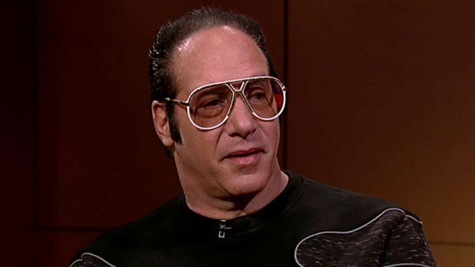 'Red Eye' web exclusive: Andrew Dice Clay