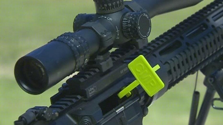 Guns 101: Sniper rifles