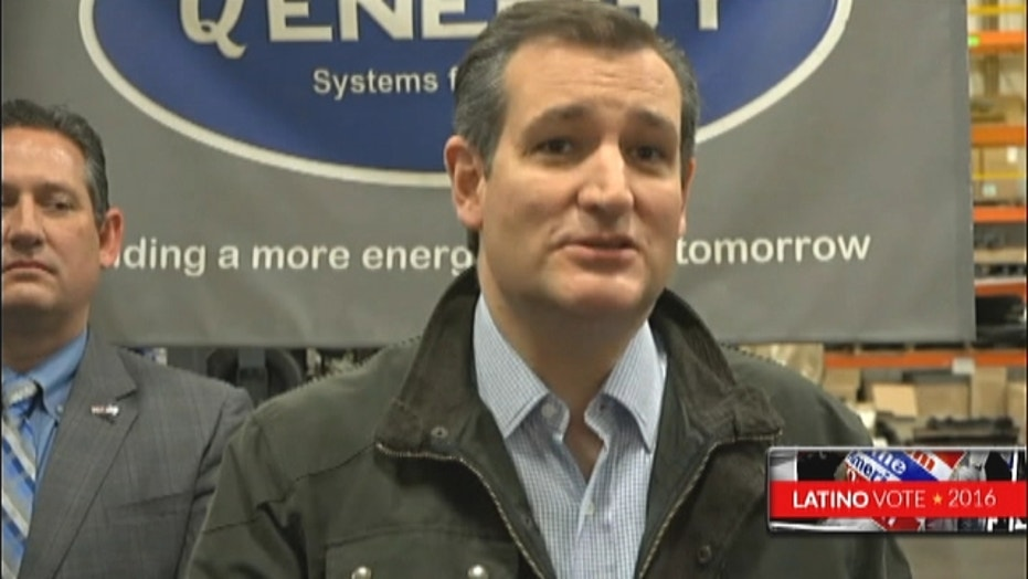 Ted Cruz builds support among GOP Jews