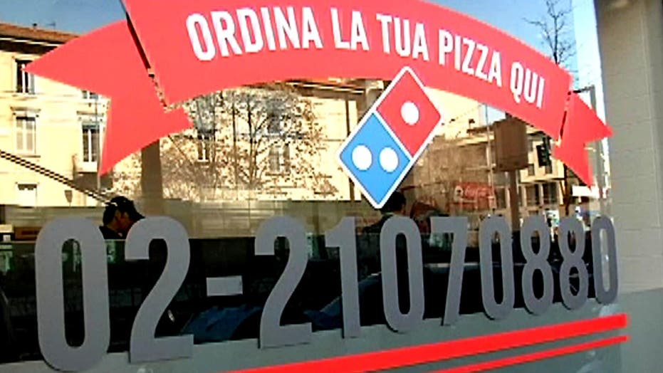 Domino's moves into Milan