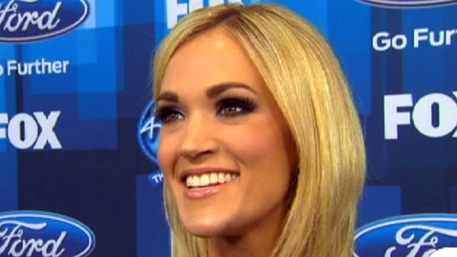 Carrie Underwood: I owe it all to...