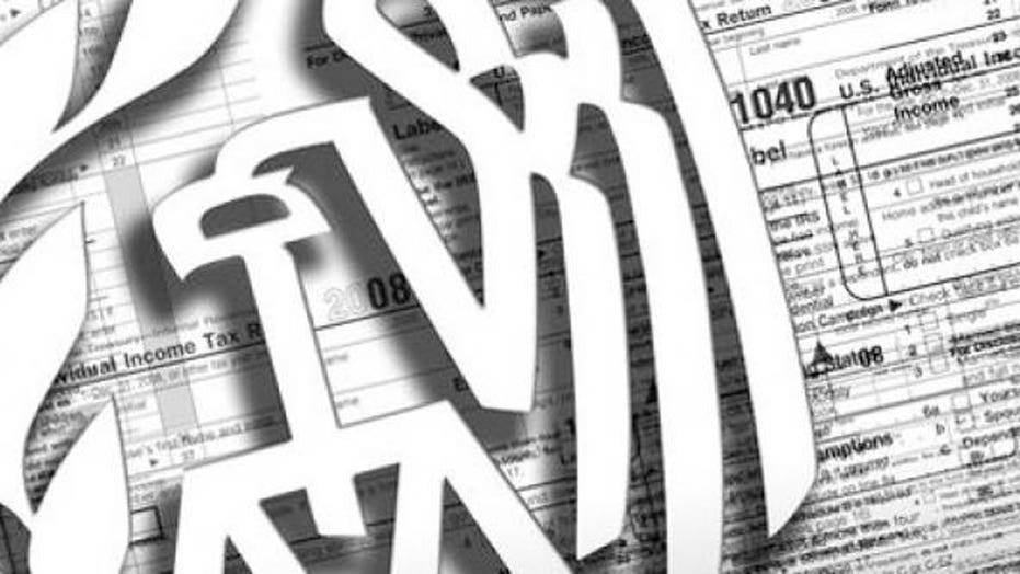 Doing your taxes is taxing your time