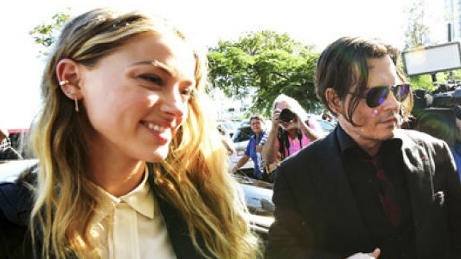 Johnny Depp, Amber Heard issue apology for dog smuggling