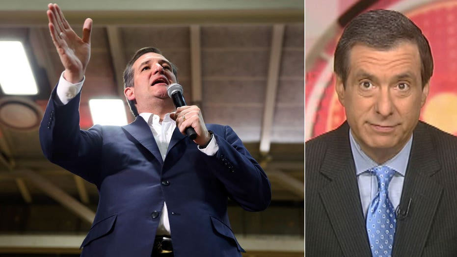 Kurtz: Ted Cruz painted as far right